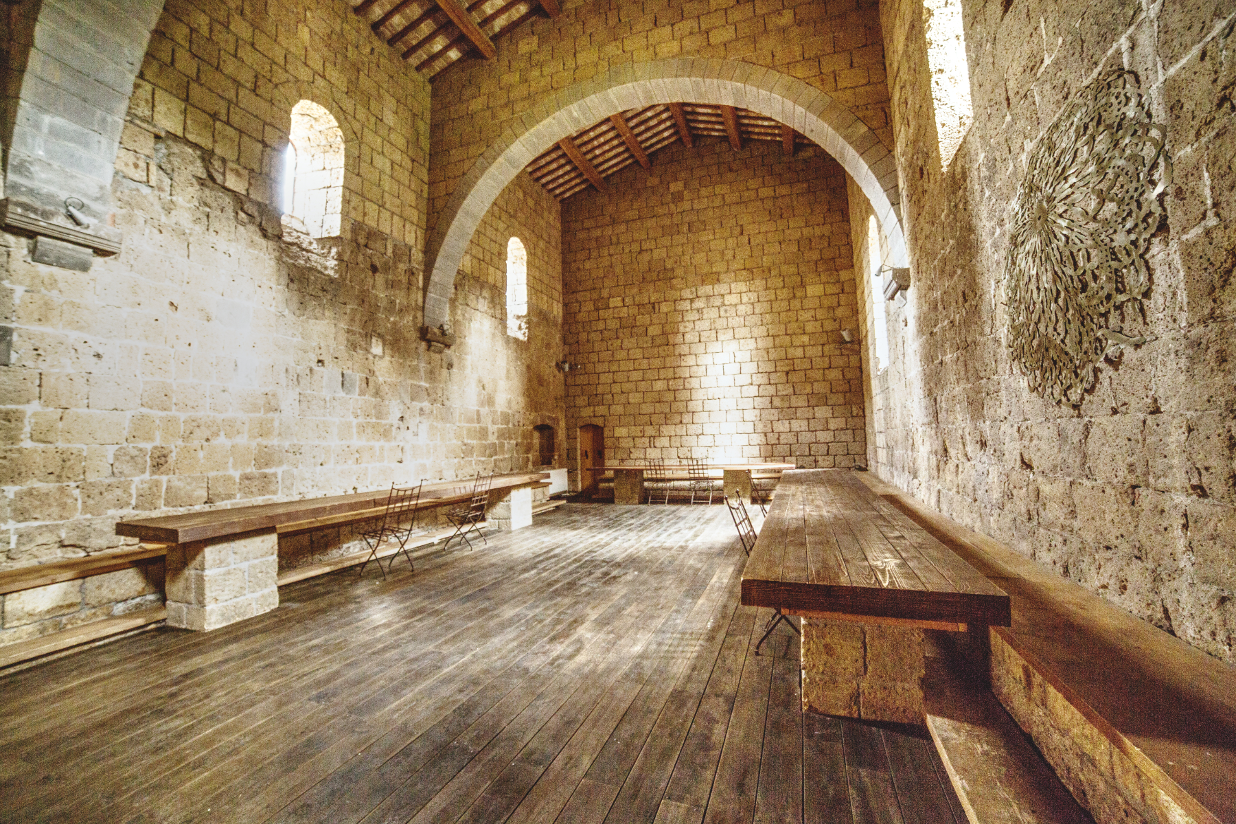 MONKS' REFECTORY